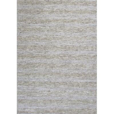 Arroyo Hand-Tufted Ivory Area Rug Rug Size: 33 x 53