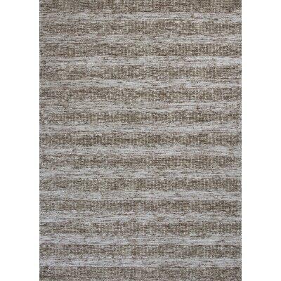Arroyo Hand-Tufted Beige Area Rug Rug Size: 8 x 10