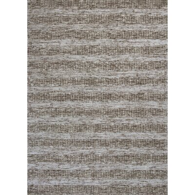 Calanthe Hand-Tufted Beige Area Rug Rug Size: 23 x 39