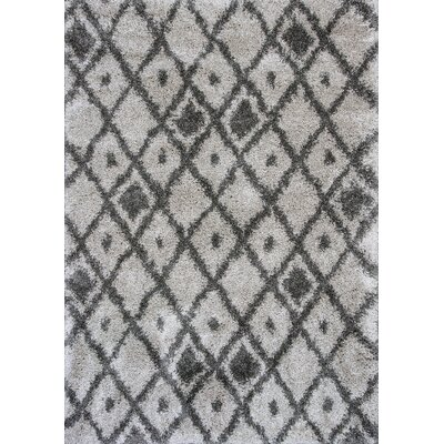 Electra Beige Area Rug Rug Size: 710 x 106