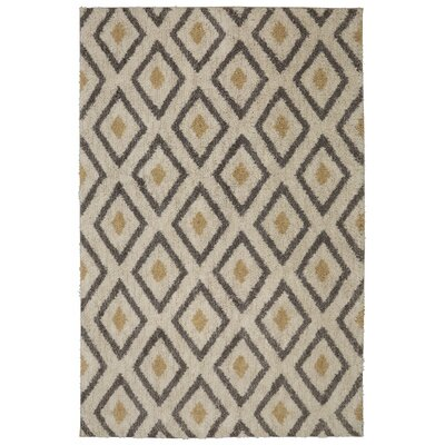 Arbour Tan Area Rug Rug Size: Rectangle 8' x 10'