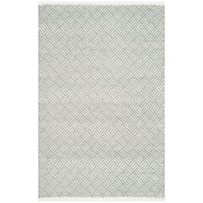 Arbuckle Gray Area Rug Rug Size: Rectangle 8 x 10