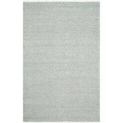 Arbuckle Gray Area Rug Rug Size: 4 x 6