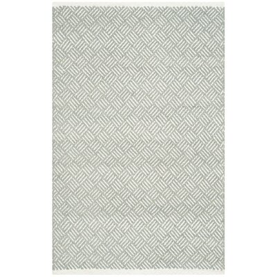 Arbuckle Gray Area Rug Rug Size: 8 x 10