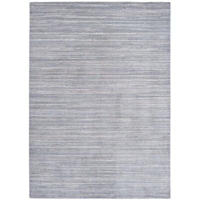 Arcand Slate Area Rug Rug Size: 5 x 8