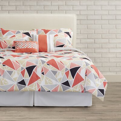 Holtzclaw Comforter Set Size: Twin / Twin XL