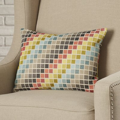 Canyon Creek Tetris Lumbar Pillow