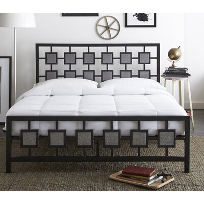 Platform Bed Size: Double