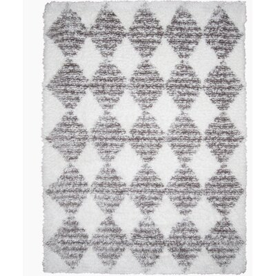 Abarca Gray Area Rug Rug Size: Rectangle 710 x 102