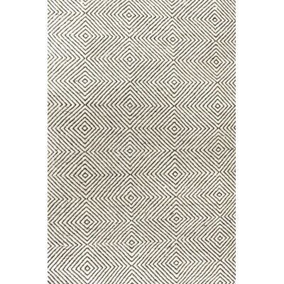 Marcelo Hand-Tufted Area Rug Rug Size: 10 x 14
