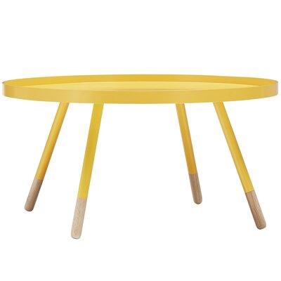 Acevedo Coffee Table Finish: Yellow