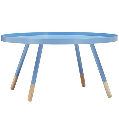 Acevedo Coffee Table Finish: Heritage Blue