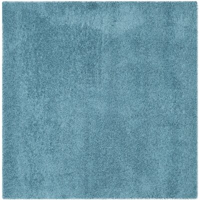 Acheson Turquoise Area Rug Rug Size: Square 67 x 67