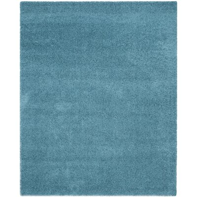 Acheson Turquoise Area Rug Rug Size: Rectangle 8 x 10