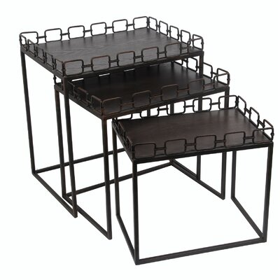 Octave 3 Piece Nesting Tables