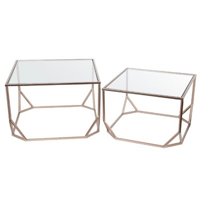 Aarav 2 Piece Nesting Tables