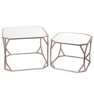 Ardelle 2 Piece Nesting Tables
