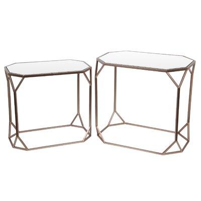 Abadie 2 Piece Nesting Tables