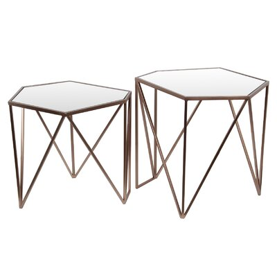 Abate 2 Piece Nesting Tables