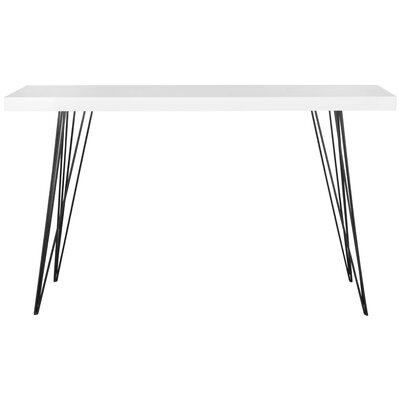 Arcuri Console Table Finish: White