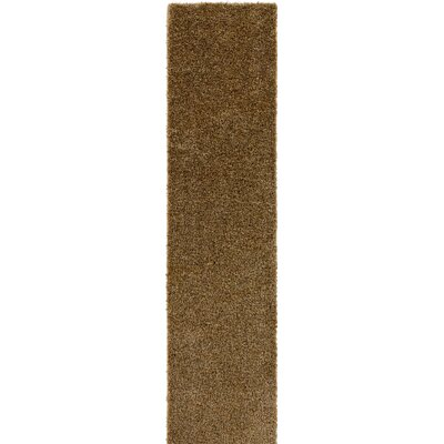 Dulcia Brown Indoor/Outdoor Area Rug Rug Size: Runner 2 x 10
