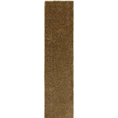 Dulcia Brown Indoor/Outdoor Area Rug Rug Size: Runner 2 x 10