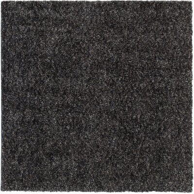 Gaius Gray Indoor/Outdoor Area Rug Rug Size: Square 6