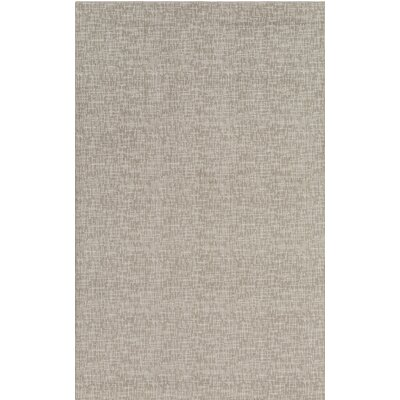 Braelyn Gray Indoor/Outdoor Area Rug Rug Size: 5 x 7