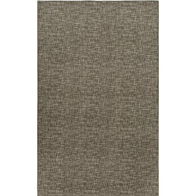 Cecilia� Brown Indoor/Outdoor Area Rug Rug Size: Round 10