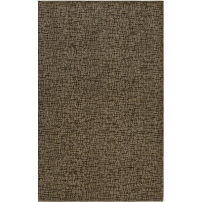 Attalus Brown Indoor/Outdoor Area Rug Rug Size: 8 x 10