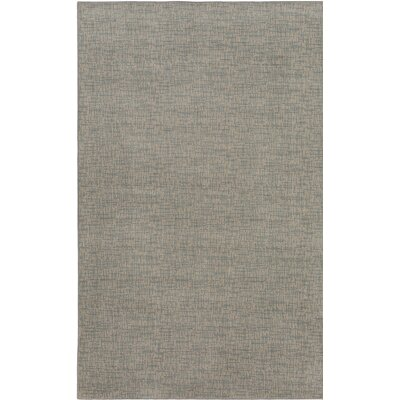 Hierius Blue/Gray Indoor/Outdoor Area Rug Rug Size: Round 10