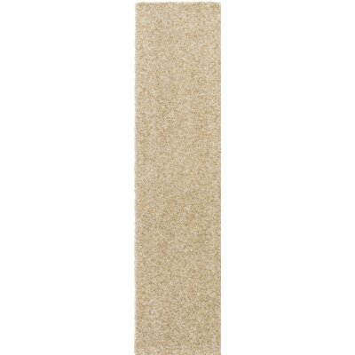 Dulcia Beige Indoor/Outdoor Area Rug Rug Size: Runner 2 x 10