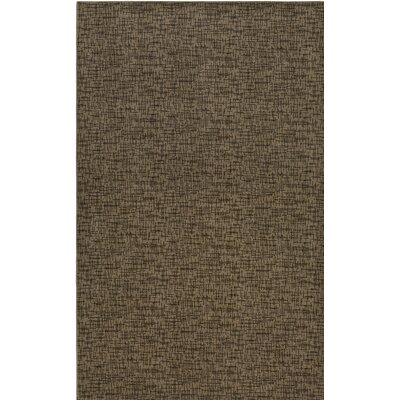 Attalus Brown Indoor/Outdoor Area Rug Rug Size: 8 x 11