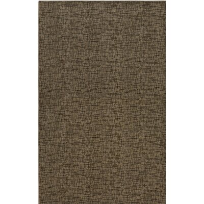 Attalus Brown Indoor/Outdoor Area Rug Rug Size: 5 x 7