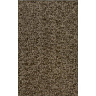 Attalus Brown Indoor/Outdoor Area Rug Rug Size: 3 x 5