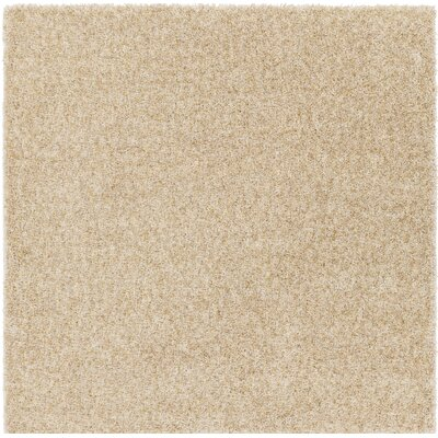 Dulcia Beige Indoor/Outdoor Area Rug Rug Size: Square 6