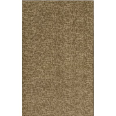Beige Indoor/Outdoor Area Rug Rug Size: 5 x 7