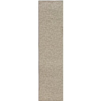 Cecilia�Gray Indoor/Outdoor Area Rug Rug Size: Runner 2 x 10