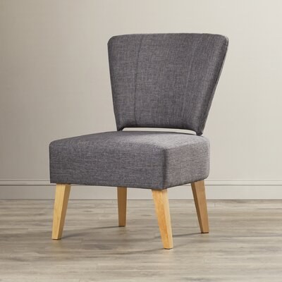 Square 1 Slipper Chair