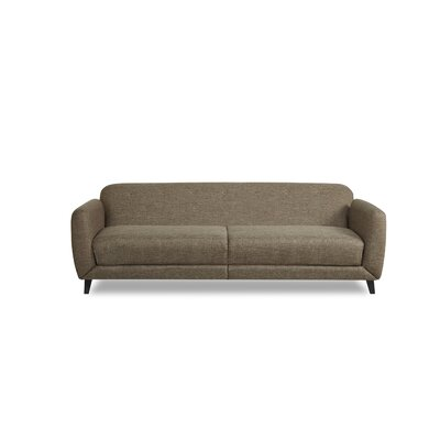 Procyon Sleeper Sofa Upholstery: Brown Ceramic