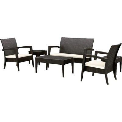 Kesler Resin Conversation Set Loveseat/Sofa Cushion