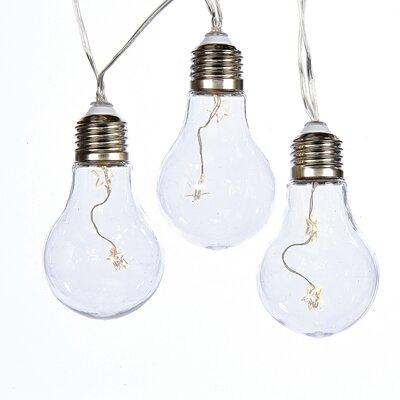 5-Light Warm Edison Bulb Fairie Light MROW1343