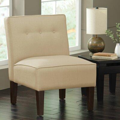 Garden Slipper Chair Upholstery: Klein Oyster