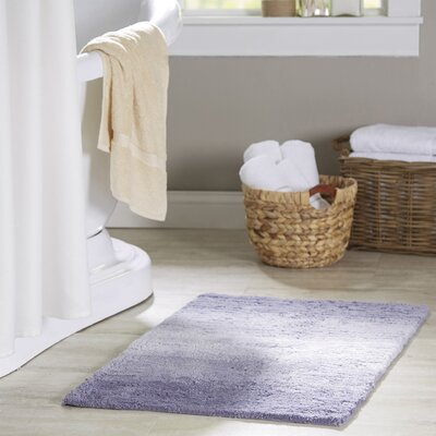 Yoan Bath Mat Color: Lavender Aura