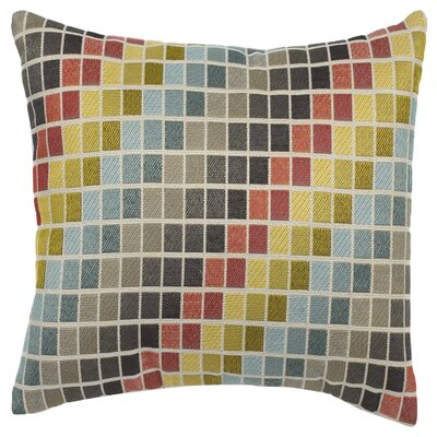 Canyon Creek Tetris Throw Pillow