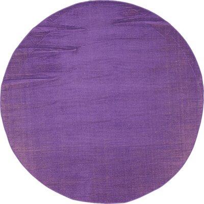 Bayswater Purple Area Rug