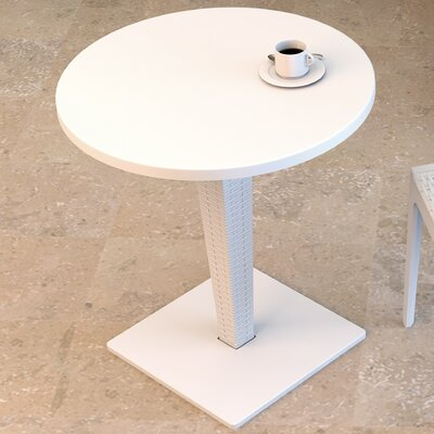 Jayne Werzalit Dining Table Finish: White