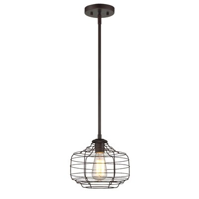 Birdsell 1-Light Globe Pendant