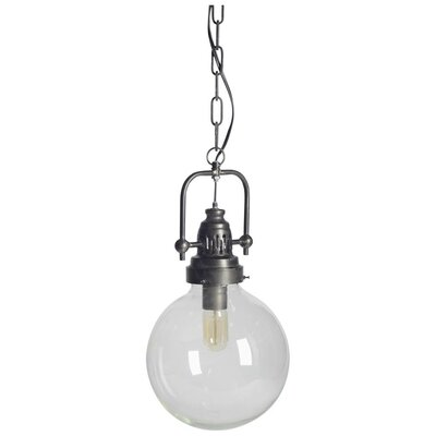 Bohl 1-Light Globe Pendant