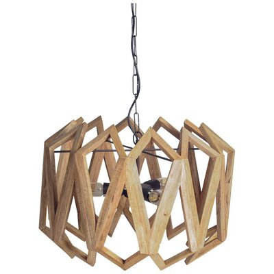 Boivin 3-Light Foyer Pendant